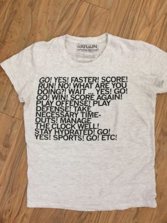 hockey-shirt